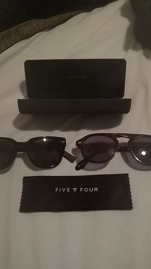 Five Four Sunglasses (2 pair) for Sale in Lakewood, CO