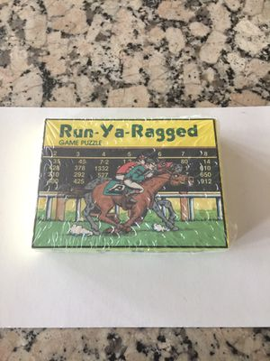 Run Ya Ragged puzzles for Sale in Los Angeles, CA