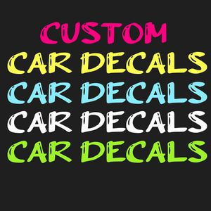 FREE Custom Car Decals for Sale in North Las Vegas, NV