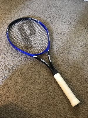 Prince Tennis Racket for Sale in Aurora, IL