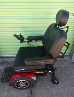2018 Jazzy Elite HD 450Lb Cap 22Wx21D WheelChair PowerChair Scooter for Sale in Gulf Breeze, FL