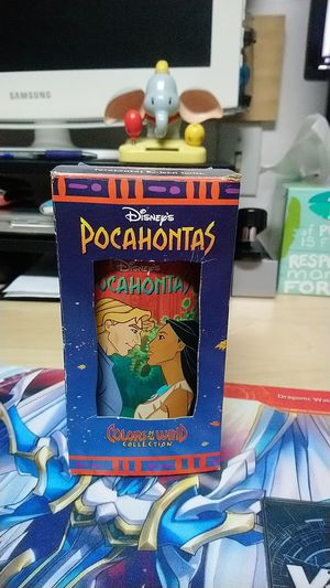 Disney Pocahontas burger King cup for Sale in San Diego, CA