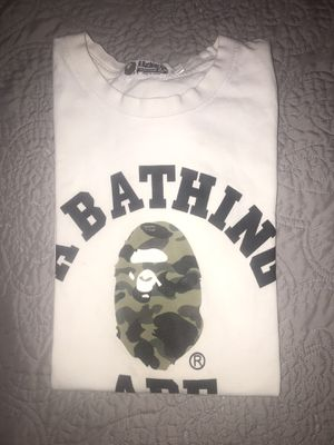Bape t shirt 80 dollers (price negotiable) for Sale in New York, NY