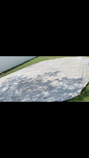 Pool cover/tarp 20X40ish for Sale in Glendale Heights, IL