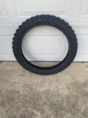 Shinko 216mx 90/100-21 motocross front tire for Sale in Mesquite, TX