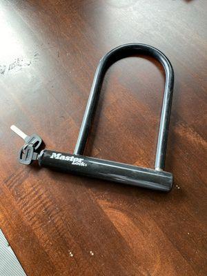 Master bike lock for Sale in Arlington, VA