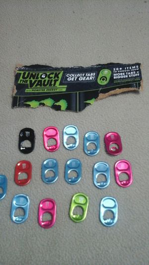 Monster energy tabs for Sale in CHAMPIONS GT, FL