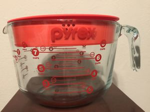 Pyrex 8 Cup Measure for Sale in Dallas, TX