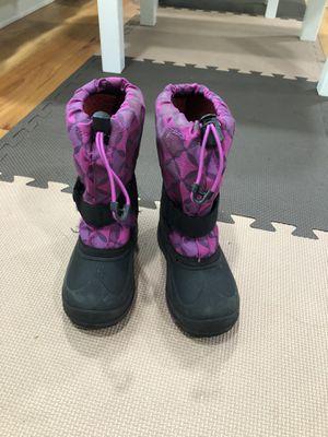 Kamik kids Rain/snow boots size 11 for Sale in Seattle, WA