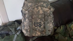 Modular light weight load carrying equipment assault backpack for Sale in Tacoma, WA