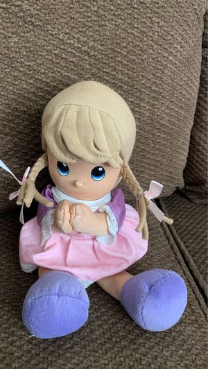 Plush Precious moments doll for Sale in Anaheim, CA