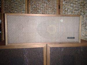 Vintage Cabinet Speakers for Sale in Spokane, WA