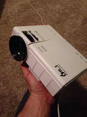 Mini projector for Sale in Austin, TX