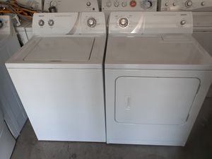 Whirlpool admiral washer and dryer for Sale in Las Vegas, NV