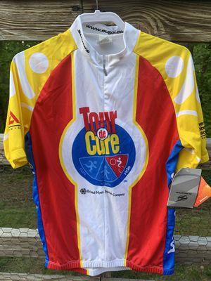 Tour de Cure bike race jersey for Sale in Annandale, VA