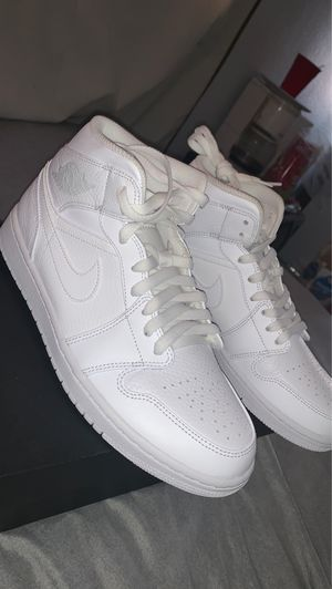 White nike Air Force hightop for Sale in South Gate, CA