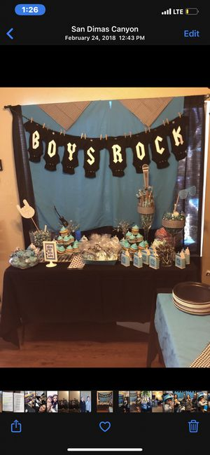 Baby shower supplies for Sale in Montclair, CA