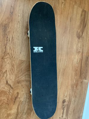 Skateboard only used twice for Sale in Austin, TX