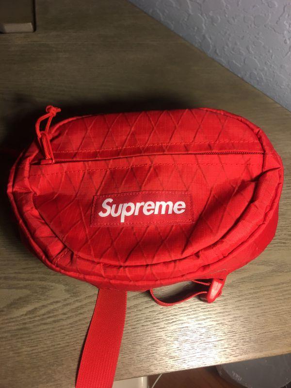 Supreme waist bag fw