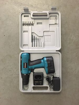 18V Cordless Drill w/ Case - $40 for Sale in Columbia, MD