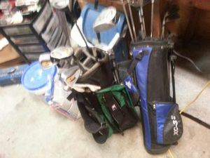 Kid's golf club different sets for Sale in CO, US