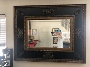 Large Mirror w/ wall mount for Sale in Los Angeles, CA