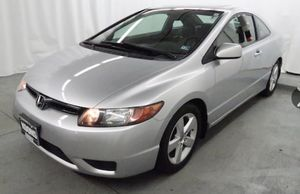 2008 Civic EX-L Coupe Manual Transmission for Sale in Alexandria, VA