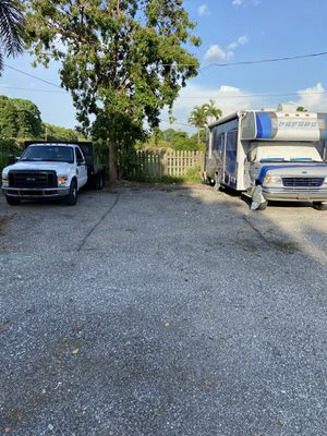 RV storage truck van car trailer parking outdoor for Sale in Fort Lauderdale, FL