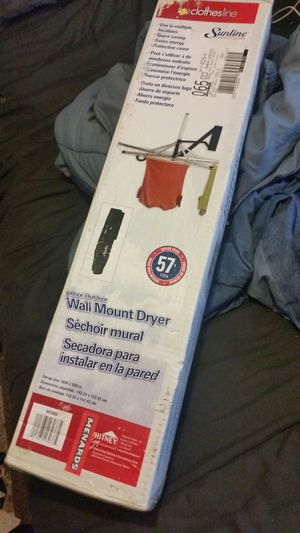 Sunline wall mount dryer for Sale in Onawa, IA