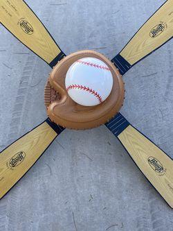 Hunter Big League Baseball Ceiling Fan for Sale in Phoenix,  AZ
