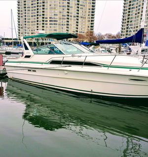 Sea ray 34 foot boat 1987 454 twin engines for Sale in Chesapeake, VA