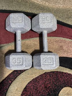 Dumbbells 35 for Sale in SeaTac,  WA
