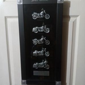 Harley Davidson Shadow Box for Sale in Ocala, FL