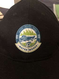 (New) Water Boats Bass Water Works Baseball Cap for Sale in Pasadena,  CA