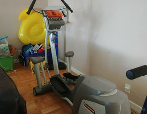 Like new elliptical machine for Sale in San Carlos, CA