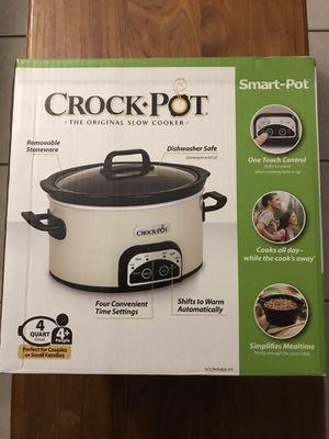 Crock Pot (smart ) for Sale in Miami, FL