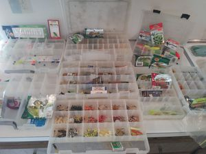 Fresh water Fishing tackle-misc for Sale in Fort Lauderdale, FL