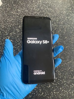 Unlocked Samsung Galaxy S8 Plus Black DISCOUNT STOCK for Sale in San Jose, CA