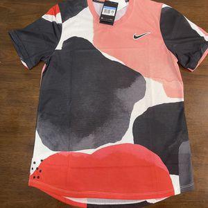Nike NikeCourt Challenger Men's Short-Sleeve Tennis Top BV0787-015 Size M New for Sale in Huntington Beach, CA