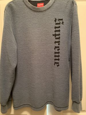 Supreme Long sleeve crew neck for Sale in Orlando, FL