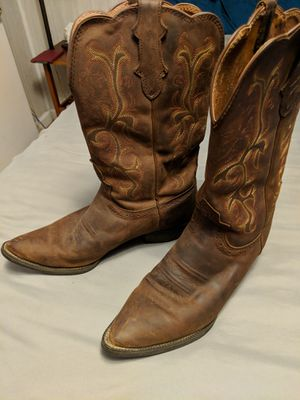 Womens Justin Boots for Sale in Kingsport, TN