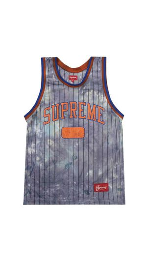 Supreme dyed basketball jersey for Sale in East Wenatchee, WA
