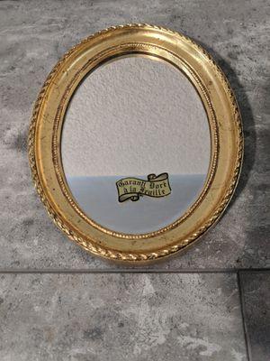 Vintage gold leaf mirror for Sale in Las Vegas, NV