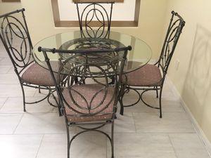 Breakfast table 5 pcs for Sale in Lutz, FL