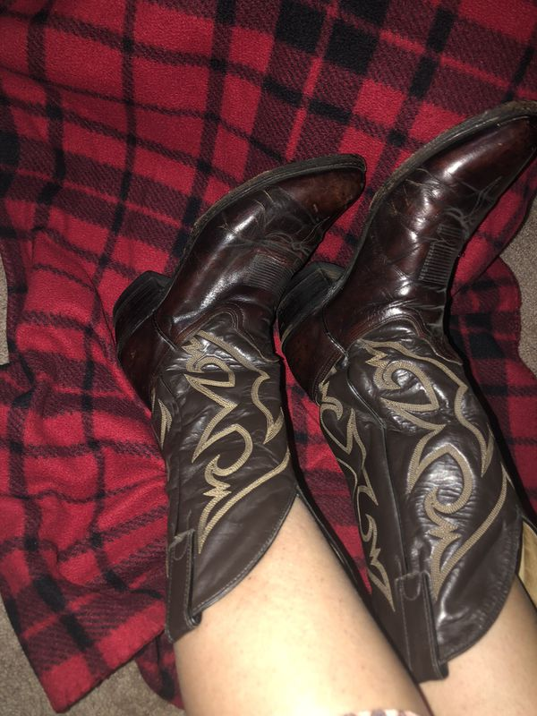 Sexy Cowboy/ Cowgirl Boots