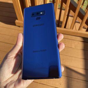 Samsung Galaxy NOTE 9 - 512 GB - UNLOCKED a for WORLDWIDE USE for Sale in Tucker, GA
