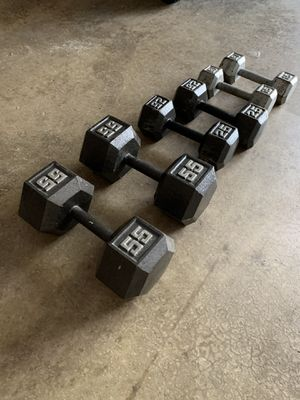 Dumbbell Sets for Sale in Burke, VA