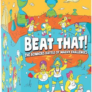 Beat That! - The Bonkers Battle of Wacky Challenges [Family Party Game for Kids & Adults] for Sale in Azle, TX