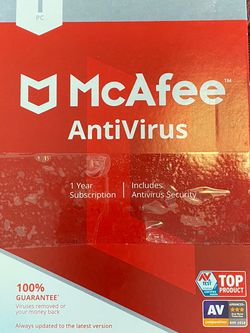 Pick It Up Today For Only $10 (ANTI VIRUS SOFTWARE) for Sale in Frisco,  TX