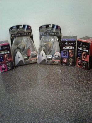 Five star trek bundle for Sale in Philadelphia, PA